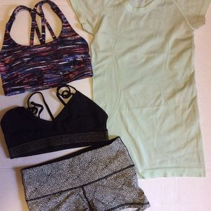 Lululemon (4pc) Bundle Sz 2